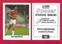 Charlton Athletic Steve McKenzie 43